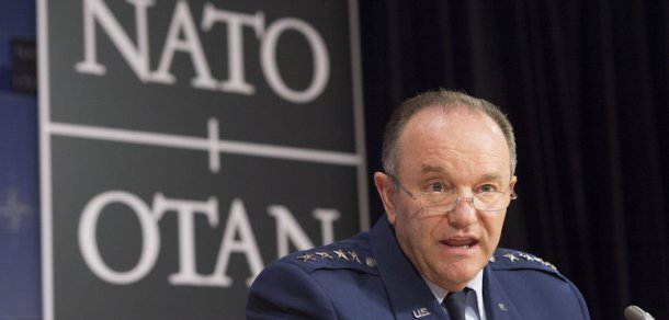 General Philip Breedlove (Supreme Allied Commander Europe) (Foto: NIDS/NATO Multimedia Library)