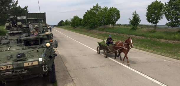 (Foto: Facebook // 2d Cavalry Regiment)